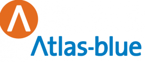 logo atlas blue