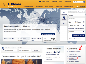 annulation vol lufthansa