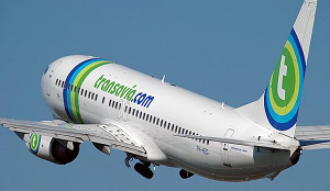 photo avion transavia