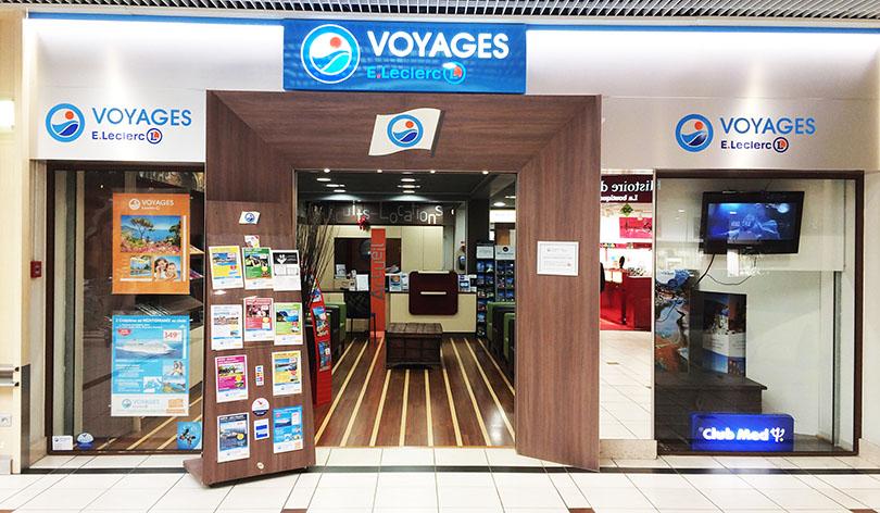 Comment Joindre L U0026 39 Agence Leclerc Voyages