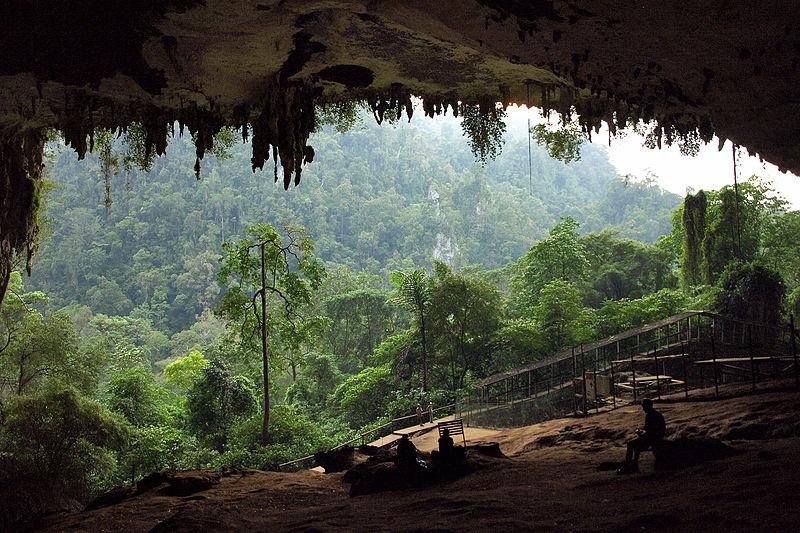 grotte niah