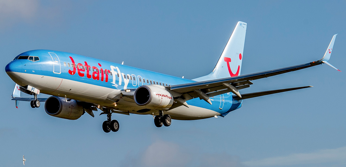 avion jetairfly
