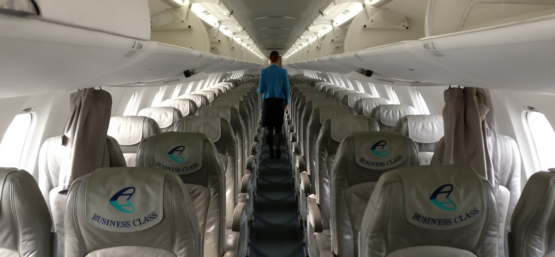 business class adria airways