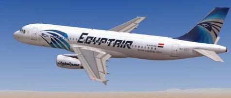 Avion Egyptair