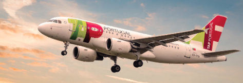 Avion TAP Portugal