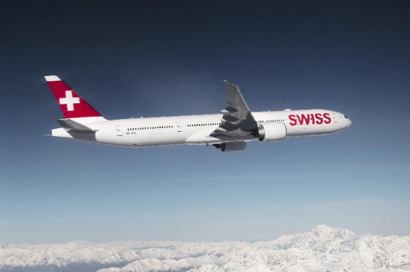Avion Swissair