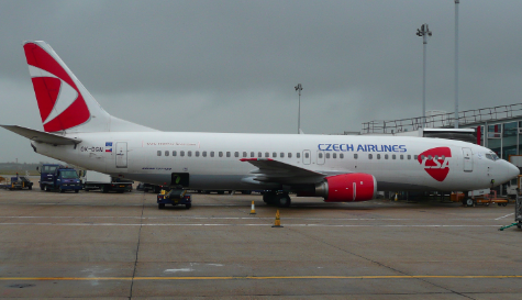 Avion Czech Airlines