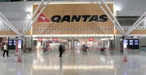 Enregistrement Qantas