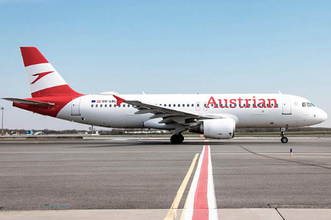 Avion Austrian Airlines