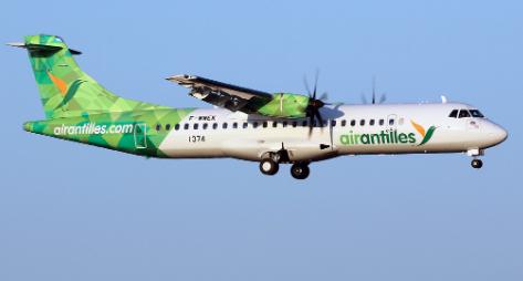 Avion Air Antilles